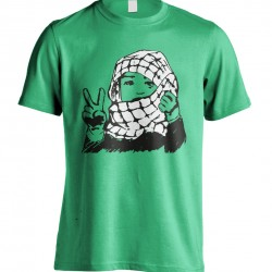 Kufiya Peace Kind t-shirt