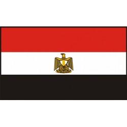 Ägyptische Flagge 90x150cm