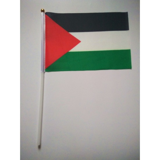 Mini Palästinensische Flagge (Palästina) 14*21